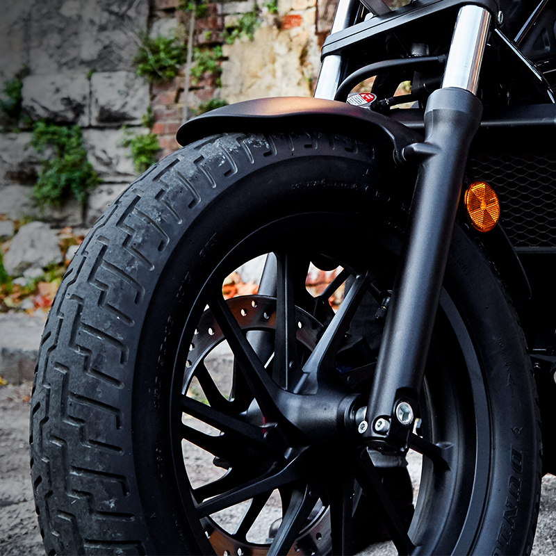 FAT BOBBER TIRE