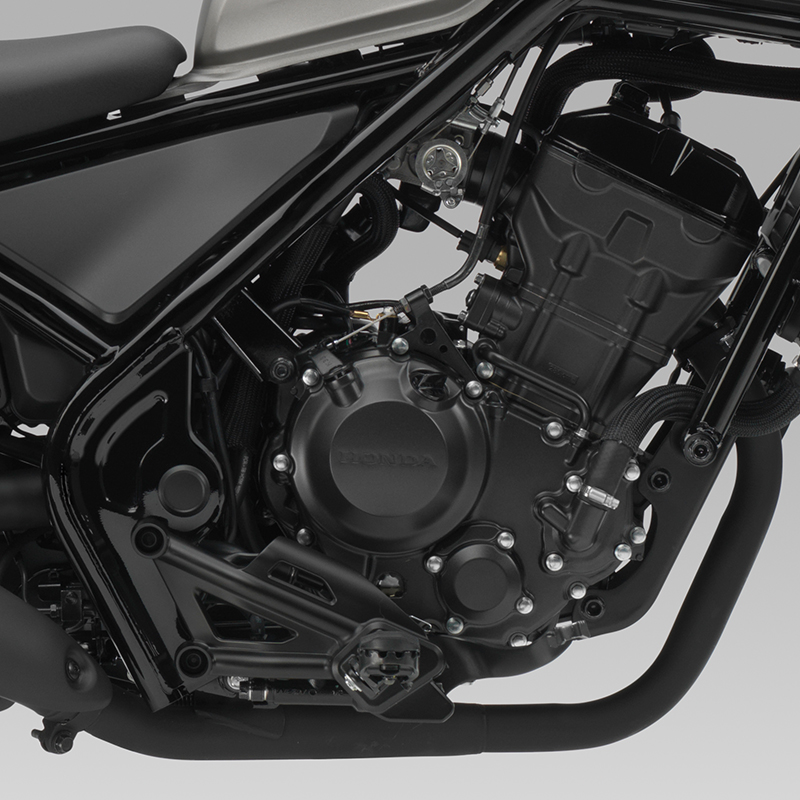 300CC LIQUID-COOLED ENGINE