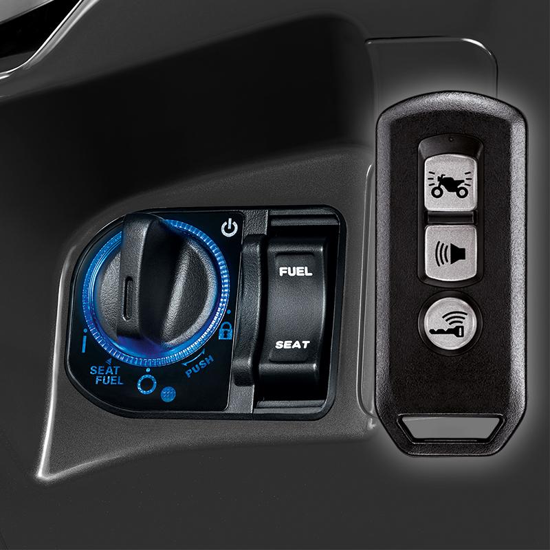 Honda Smart Controller