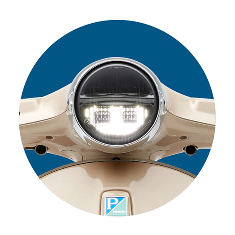 NEW FRONT LED LAMP