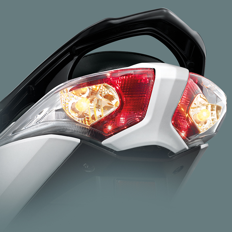 X-CLUSIVE LED TAIL LIGHTS