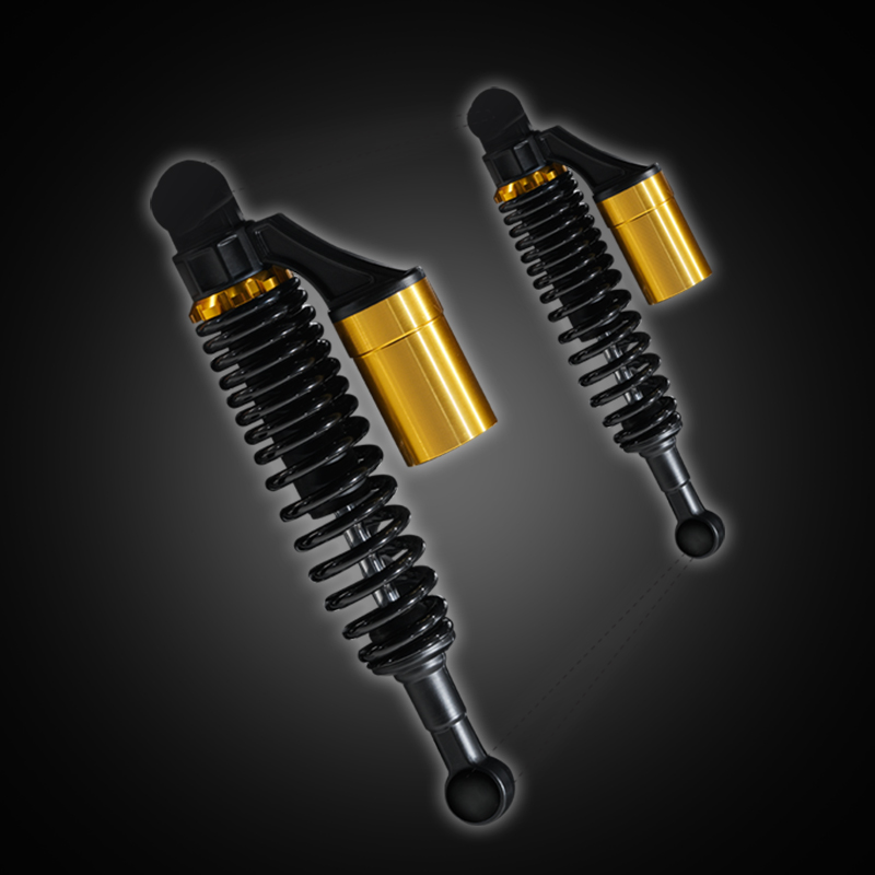 Rear Shock Up GAS Design