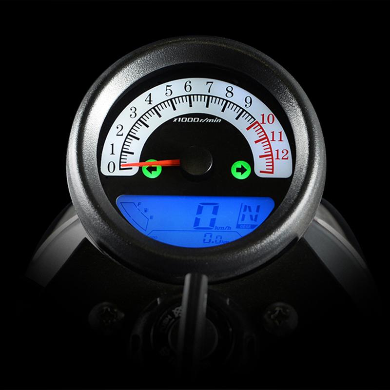Dual Speed Meter