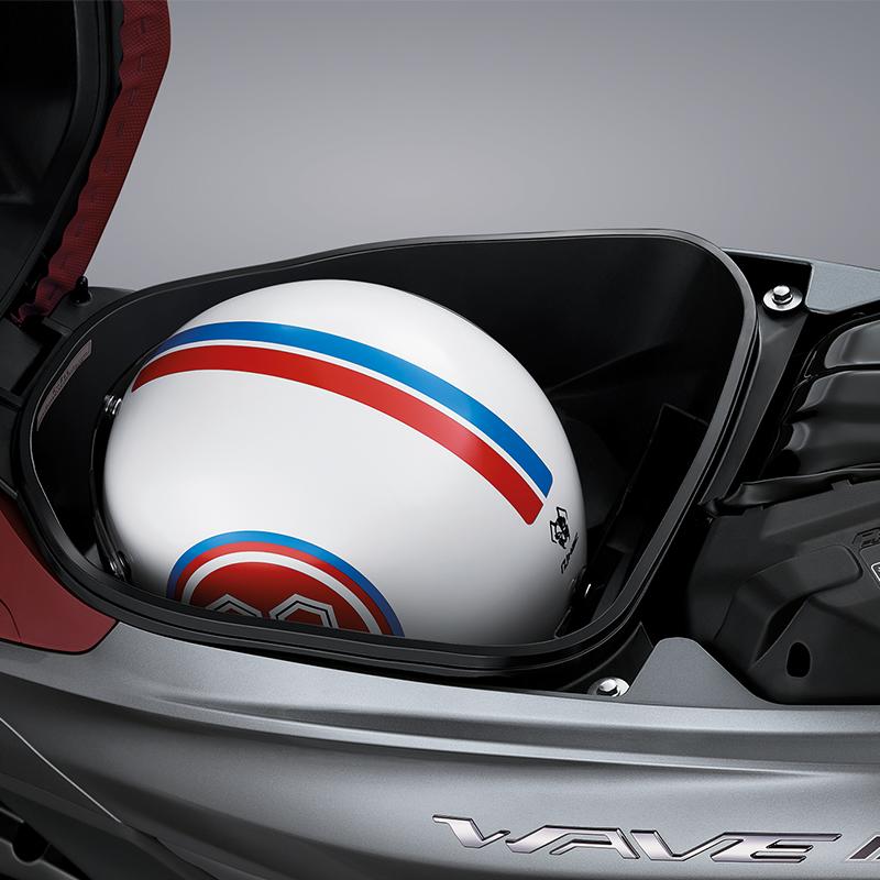 Helmet-in U-BOX
