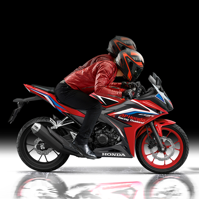 New Super Sport Riding Position
