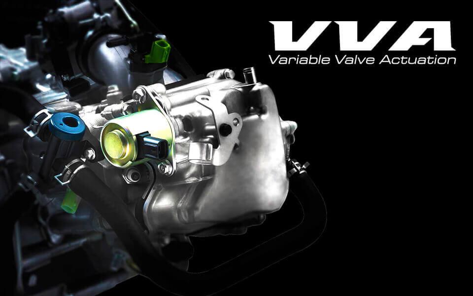ระบบวาล์วแปรผัน VVA (Variable Valve Actuation)