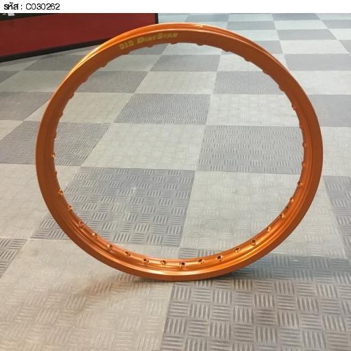 วงล้อ(DID) แท้ 140-17 สีส้ม DIRTSTAR