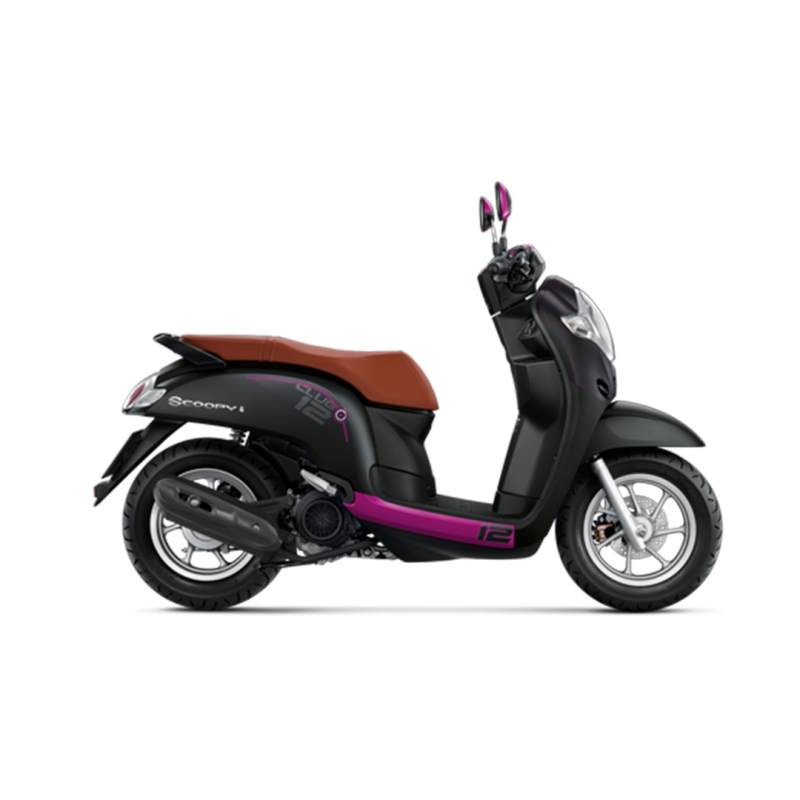 New Scoopy i Cub12 (2019)