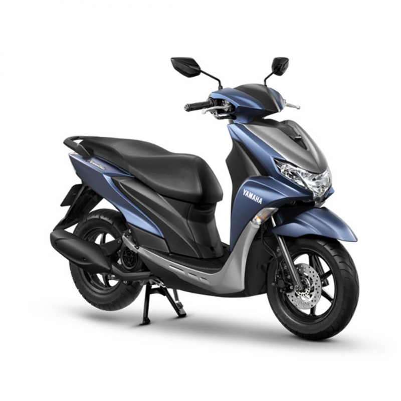 New FreeGo125 (2020)