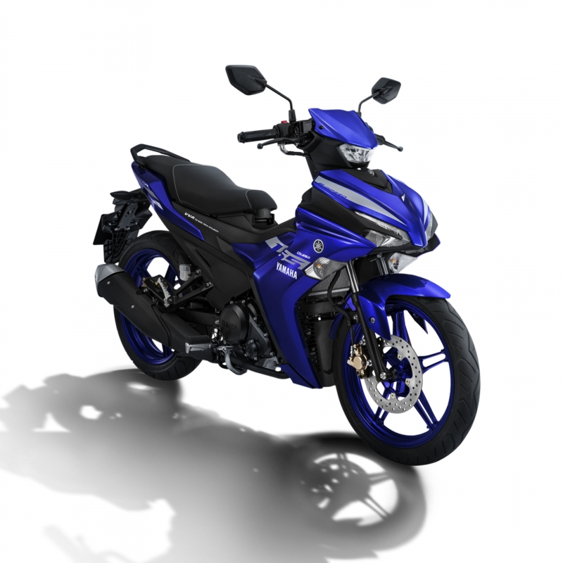 All New Exciter 155 [2021]